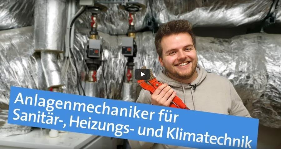 Film Ausbildung Anlagenmechaniker